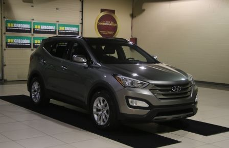 2014 Hyundai Santa Fe LIMITED AWD 2.0 TURBO CUIR TOIT PANO NAV in Sept-Îles