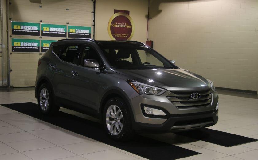 2014 Hyundai Santa Fe LIMITED AWD 2.0 TURBO CUIR TOIT PANO NAV #0