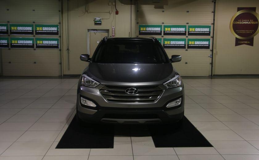 2014 Hyundai Santa Fe LIMITED AWD 2.0 TURBO CUIR TOIT PANO NAV #1