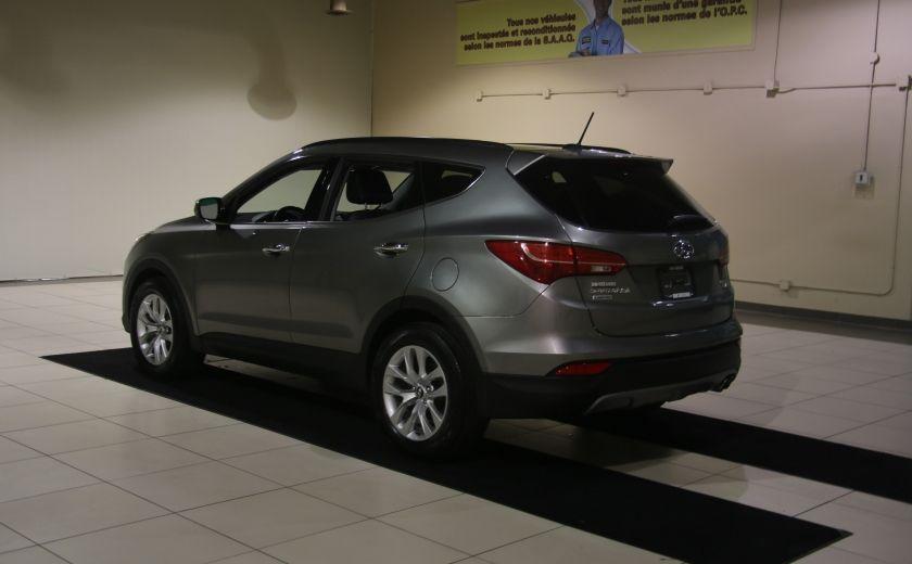 2014 Hyundai Santa Fe LIMITED AWD 2.0 TURBO CUIR TOIT PANO NAV #4