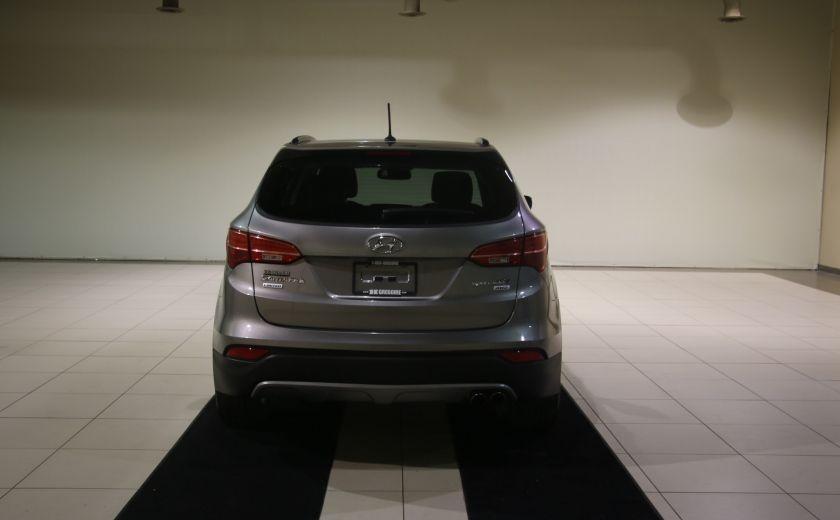 2014 Hyundai Santa Fe LIMITED AWD 2.0 TURBO CUIR TOIT PANO NAV #5