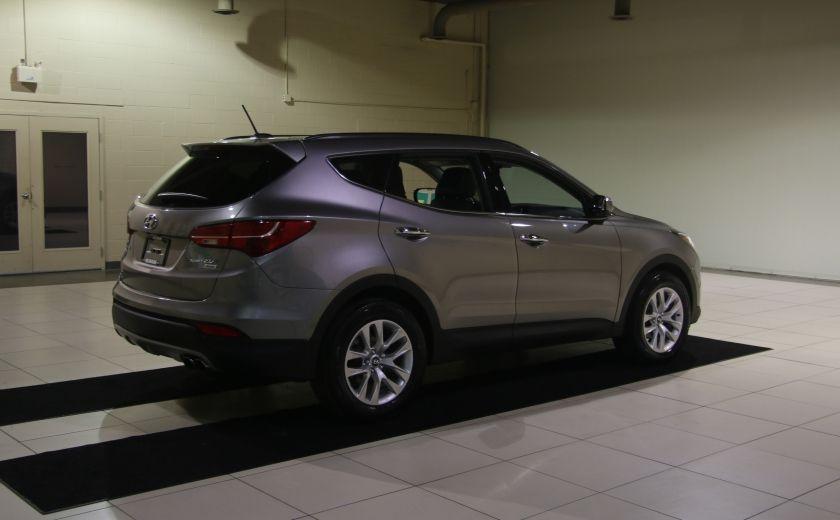 2014 Hyundai Santa Fe LIMITED AWD 2.0 TURBO CUIR TOIT PANO NAV #6
