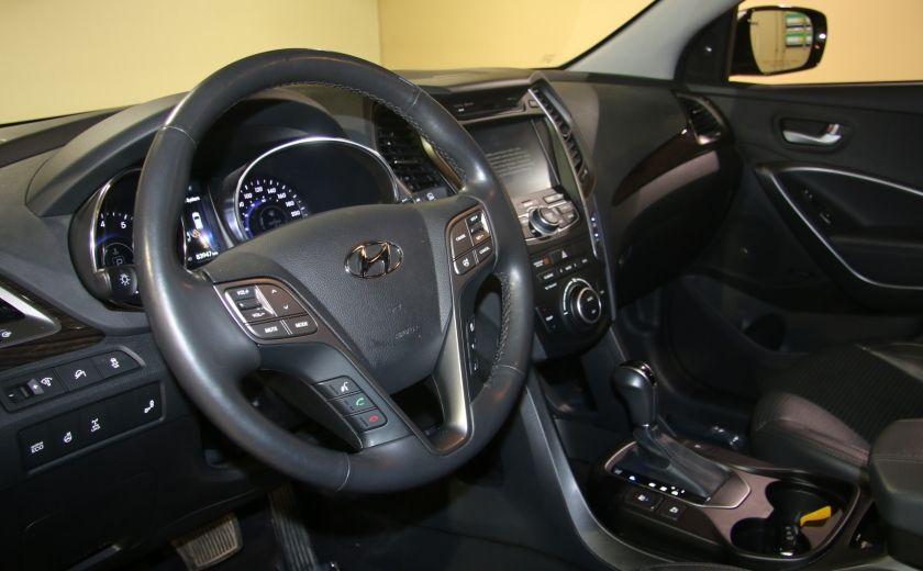 2014 Hyundai Santa Fe LIMITED AWD 2.0 TURBO CUIR TOIT PANO NAV #8