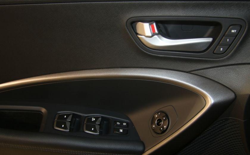 2014 Hyundai Santa Fe LIMITED AWD 2.0 TURBO CUIR TOIT PANO NAV #10