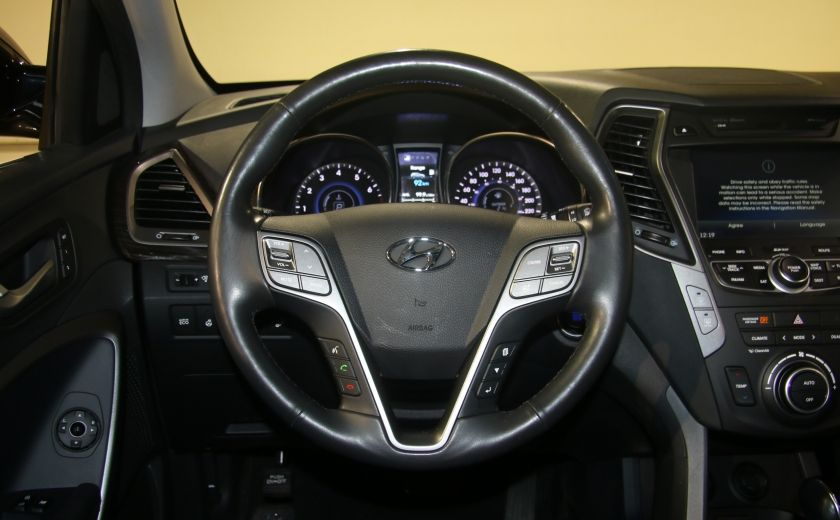 2014 Hyundai Santa Fe LIMITED AWD 2.0 TURBO CUIR TOIT PANO NAV #15