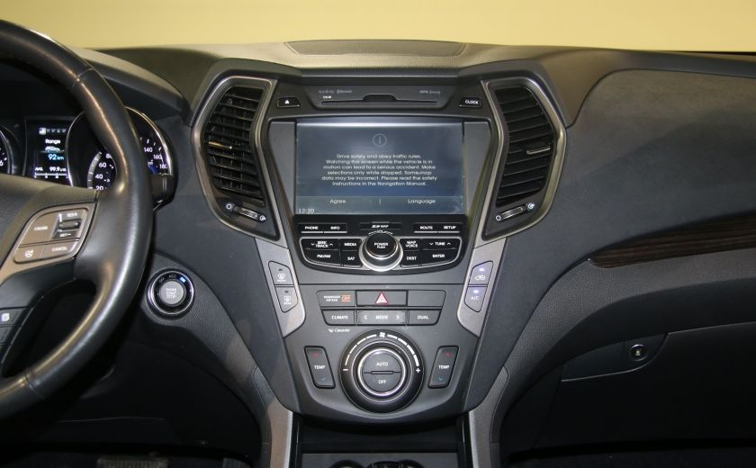2014 Hyundai Santa Fe LIMITED AWD 2.0 TURBO CUIR TOIT PANO NAV #16