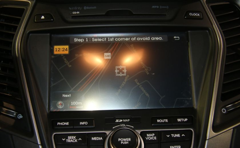 2014 Hyundai Santa Fe LIMITED AWD 2.0 TURBO CUIR TOIT PANO NAV #21