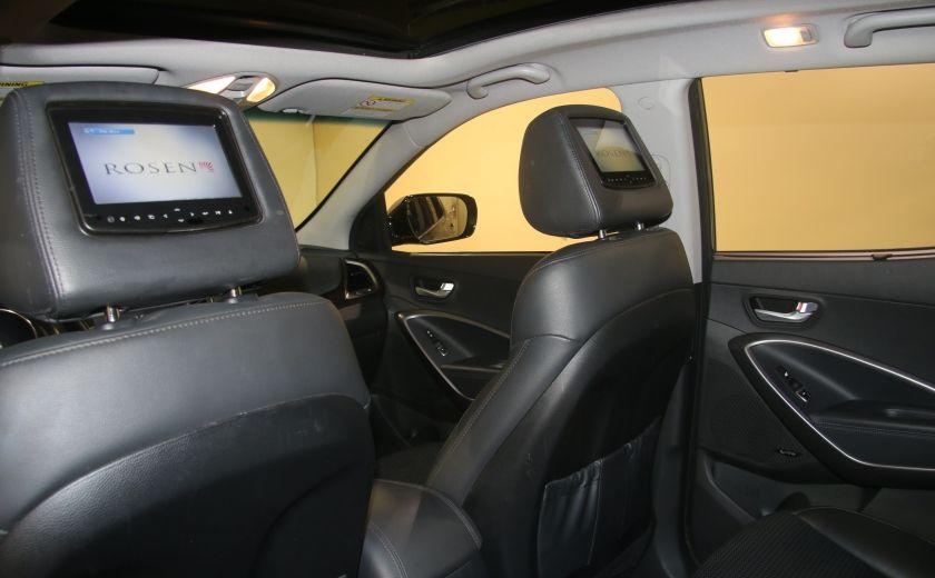 2014 Hyundai Santa Fe LIMITED AWD 2.0 TURBO CUIR TOIT PANO NAV #24