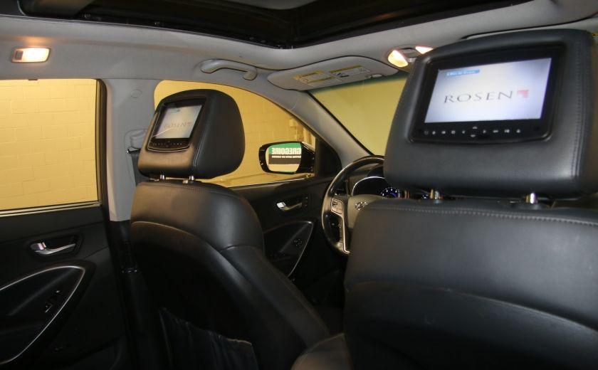 2014 Hyundai Santa Fe LIMITED AWD 2.0 TURBO CUIR TOIT PANO NAV #26