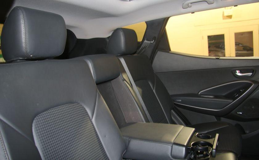 2014 Hyundai Santa Fe LIMITED AWD 2.0 TURBO CUIR TOIT PANO NAV #27