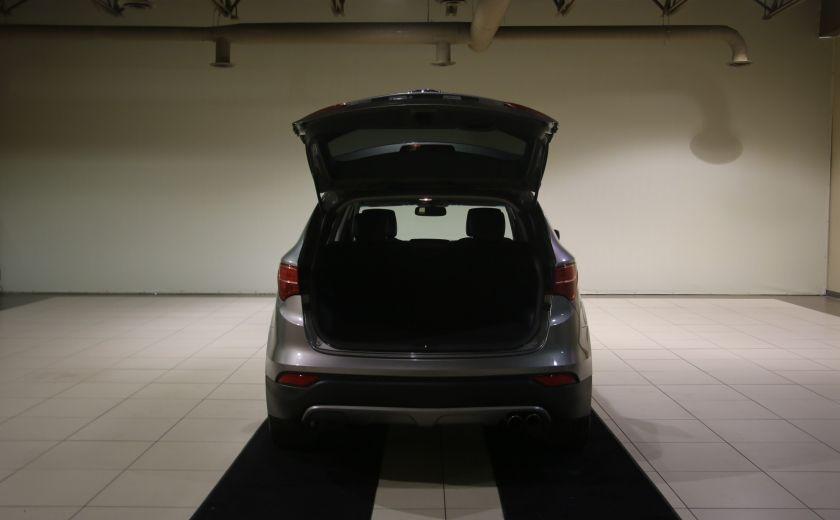 2014 Hyundai Santa Fe LIMITED AWD 2.0 TURBO CUIR TOIT PANO NAV #33