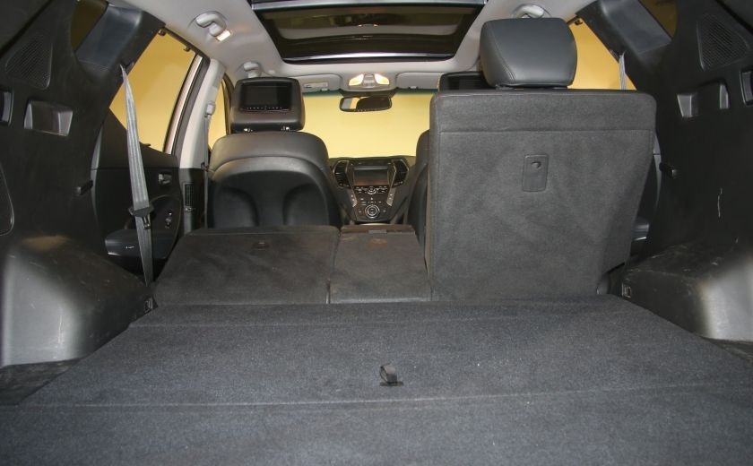 2014 Hyundai Santa Fe LIMITED AWD 2.0 TURBO CUIR TOIT PANO NAV #35