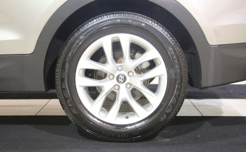 2014 Hyundai Santa Fe LIMITED AWD 2.0 TURBO CUIR TOIT PANO NAV #36