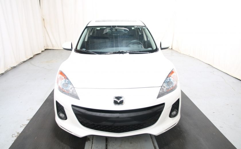 2013 Mazda 3 GS-SKY AUTO A/C CUIR TOIT MAGS #1