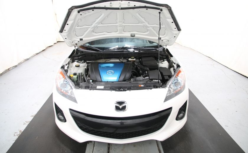 2013 Mazda 3 GS-SKY AUTO A/C CUIR TOIT MAGS #23