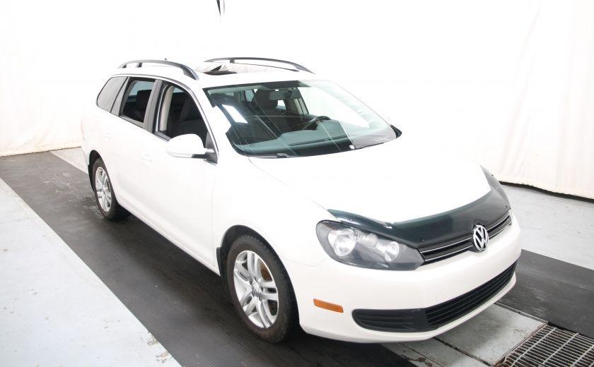 2011 Volkswagen Golf Comfortline AUT TOIT PANO #0