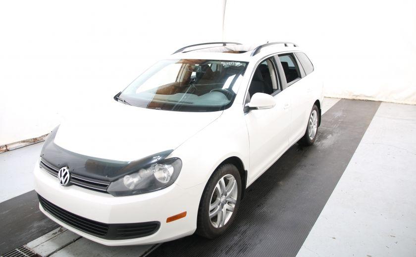 2011 Volkswagen Golf Comfortline AUT TOIT PANO #2