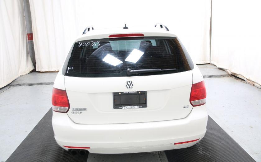 2011 Volkswagen Golf Comfortline AUT TOIT PANO #4