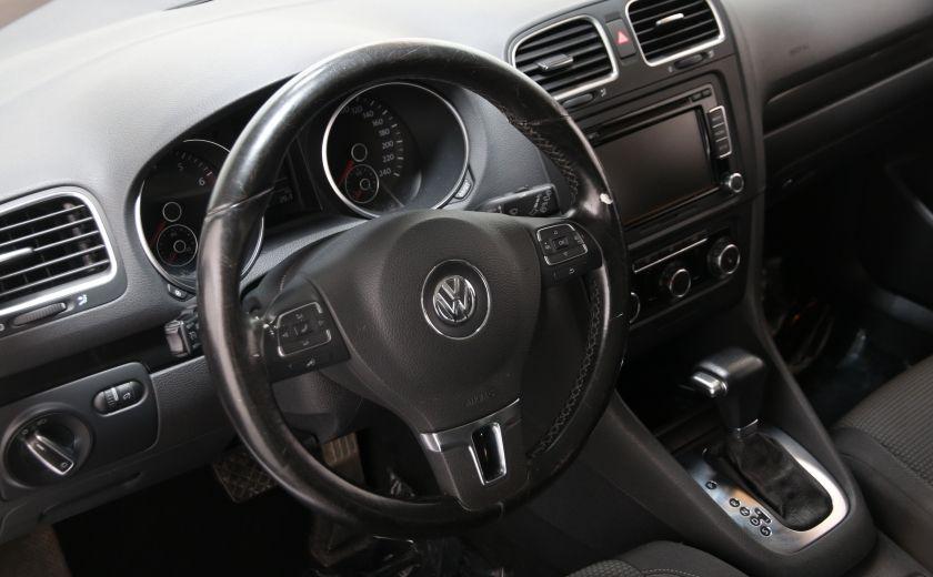 2011 Volkswagen Golf Comfortline AUT TOIT PANO #6