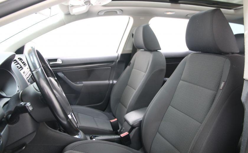 2011 Volkswagen Golf Comfortline AUT TOIT PANO #9