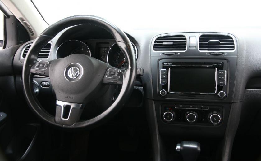 2011 Volkswagen Golf Comfortline AUT TOIT PANO #11
