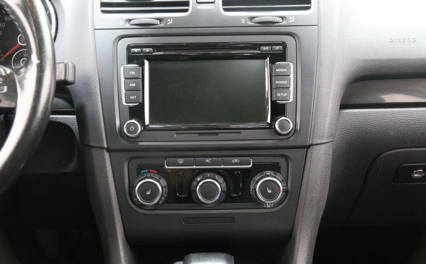 2011 Volkswagen Golf Comfortline AUT TOIT PANO #12
