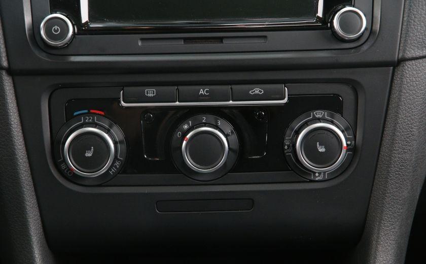 2011 Volkswagen Golf Comfortline AUT TOIT PANO #13