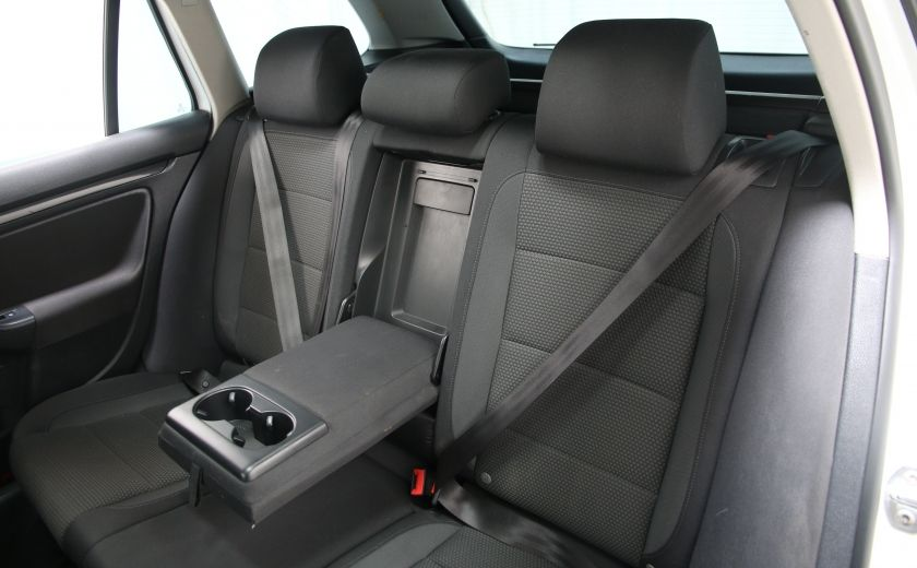 2011 Volkswagen Golf Comfortline AUT TOIT PANO #15
