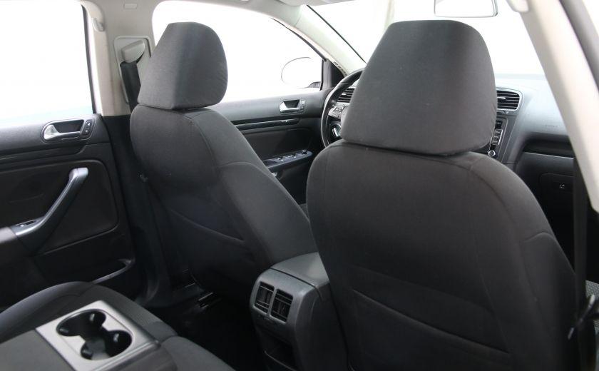 2011 Volkswagen Golf Comfortline AUT TOIT PANO #16