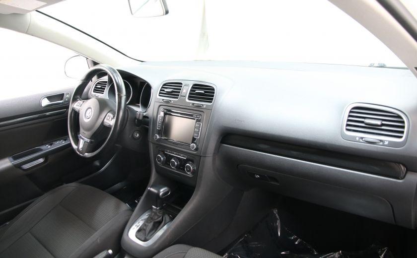 2011 Volkswagen Golf Comfortline AUT TOIT PANO #18