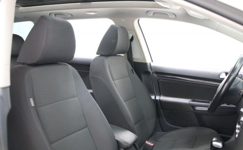 2011 Volkswagen Golf Comfortline AUT TOIT PANO #20