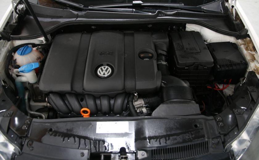 2011 Volkswagen Golf Comfortline AUT TOIT PANO #21