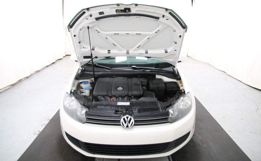 2011 Volkswagen Golf Comfortline AUT TOIT PANO #22
