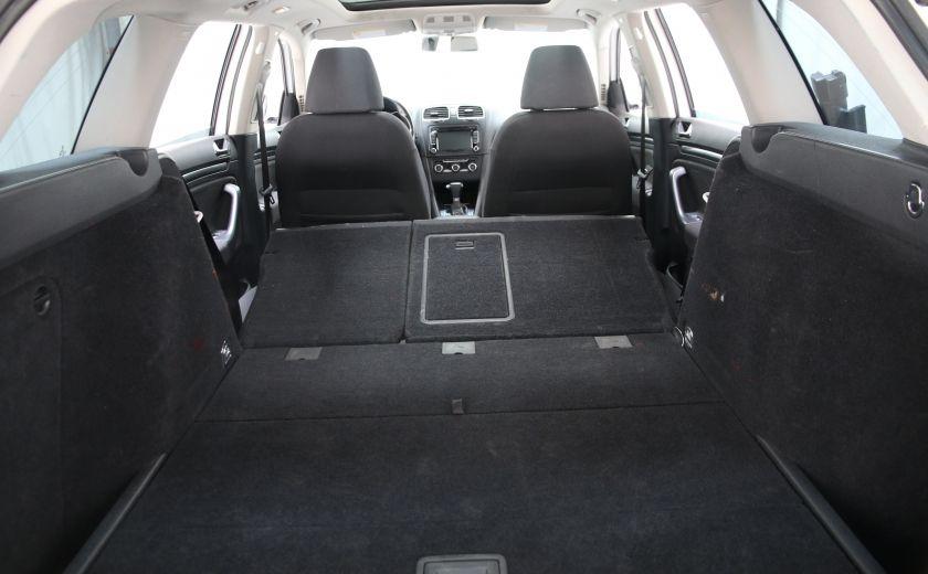 2011 Volkswagen Golf Comfortline AUT TOIT PANO #25