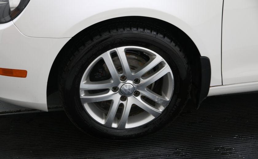 2011 Volkswagen Golf Comfortline AUT TOIT PANO #26
