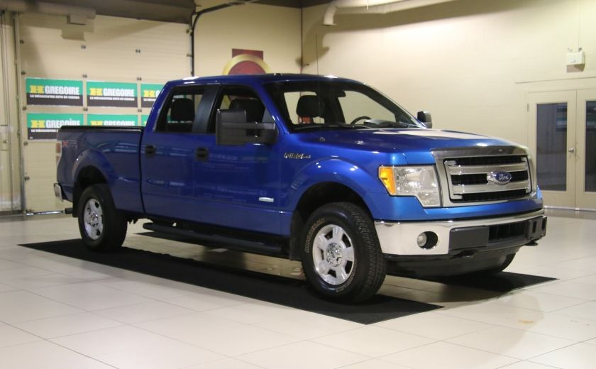 2014 Ford F150 XLT 4WD AUTO A/C MAGS BLUETOOTH #0