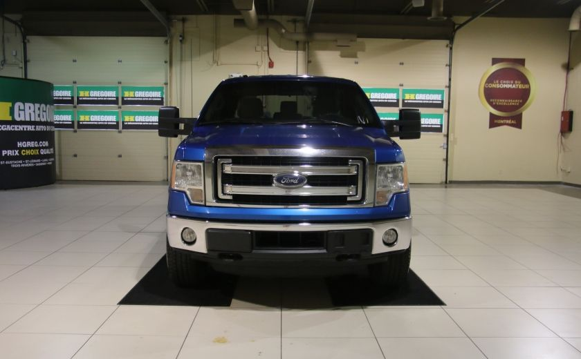 2014 Ford F150 XLT 4WD AUTO A/C MAGS BLUETOOTH #1