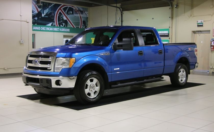 2014 Ford F150 XLT 4WD AUTO A/C MAGS BLUETOOTH #2