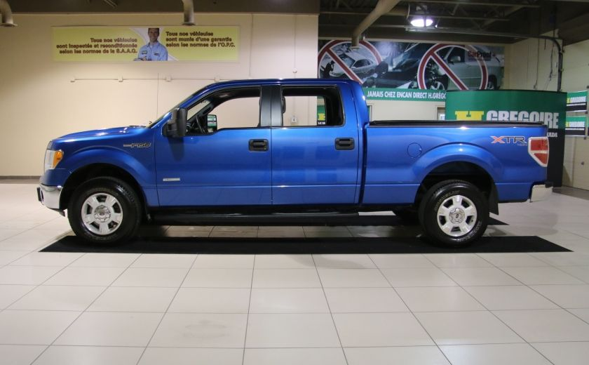 2014 Ford F150 XLT 4WD AUTO A/C MAGS BLUETOOTH #3
