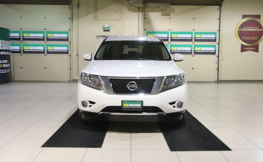 2014 Nissan Pathfinder SL 4WD A/C CUIR MAGS BLUETOOTH 7 PASSAGERS #1