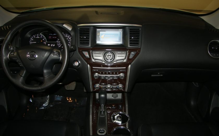 2014 Nissan Pathfinder SL 4WD A/C CUIR MAGS BLUETOOTH 7 PASSAGERS #10