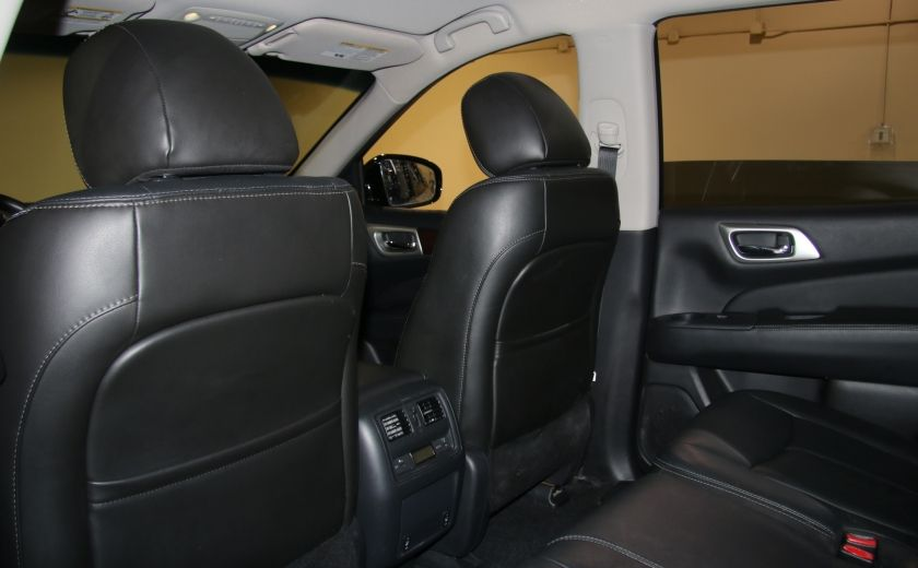 2014 Nissan Pathfinder SL 4WD A/C CUIR MAGS BLUETOOTH 7 PASSAGERS #21