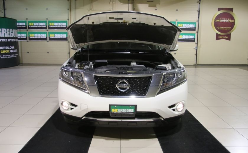 2014 Nissan Pathfinder SL 4WD A/C CUIR MAGS BLUETOOTH 7 PASSAGERS #30
