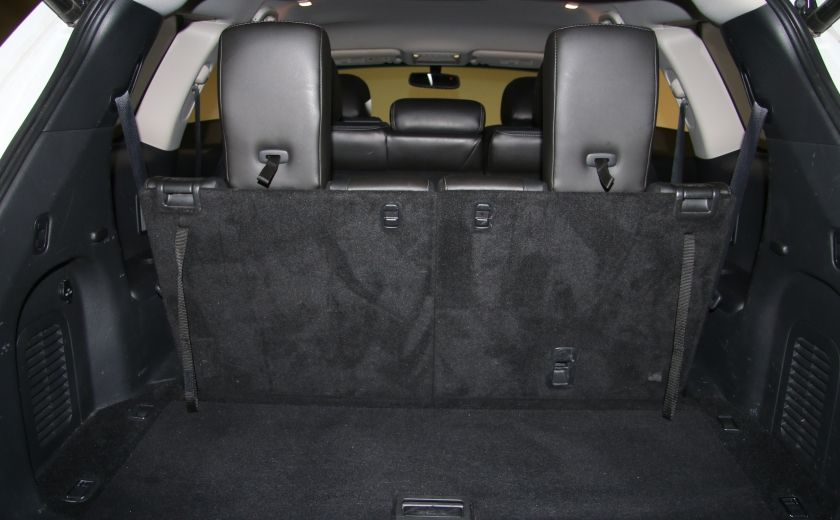 2014 Nissan Pathfinder SL 4WD A/C CUIR MAGS BLUETOOTH 7 PASSAGERS #31
