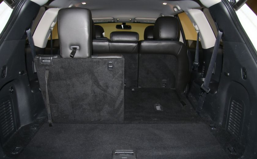 2014 Nissan Pathfinder SL 4WD A/C CUIR MAGS BLUETOOTH 7 PASSAGERS #32