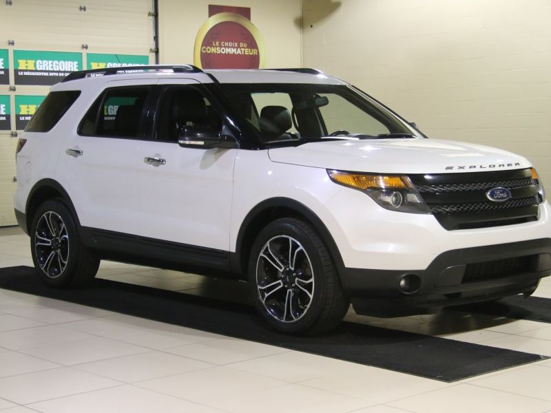 used 2013 ford explorer for sale at hgregoire in saint eustache. Cars Review. Best American Auto & Cars Review