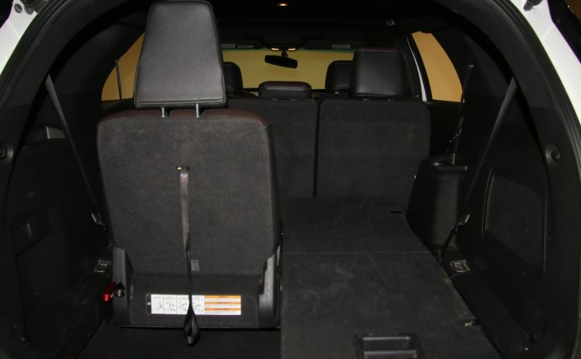 2013 Ford Explorer Sport 4WD CUIR MAGS 7PASSAGERS #35