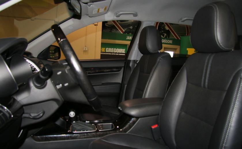 2014 Kia Sorento EX V6 AWD AUTO A/C CUIR CAMERA RECUL #9