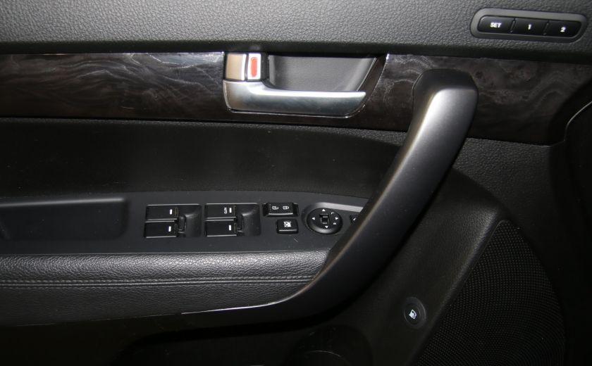 2014 Kia Sorento EX V6 AWD AUTO A/C CUIR CAMERA RECUL #10