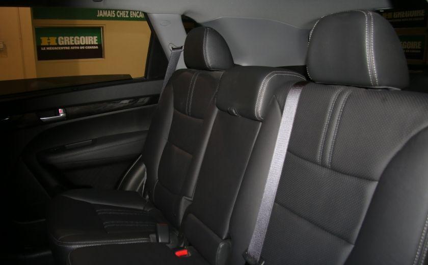 2014 Kia Sorento EX V6 AWD AUTO A/C CUIR CAMERA RECUL #22